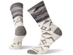 Women's Non Binding Pressure Free Triangle Crew Socks